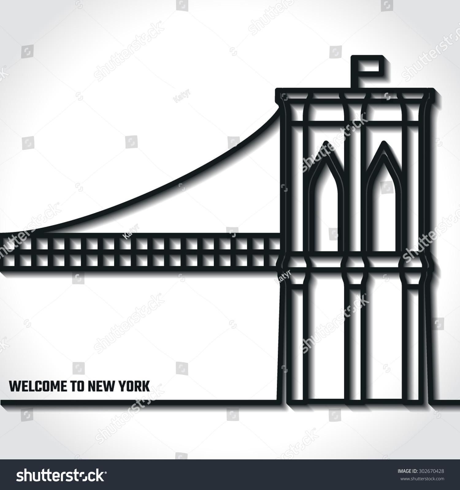 Brooklyn Bridge Icon - The Best Bridge 2017