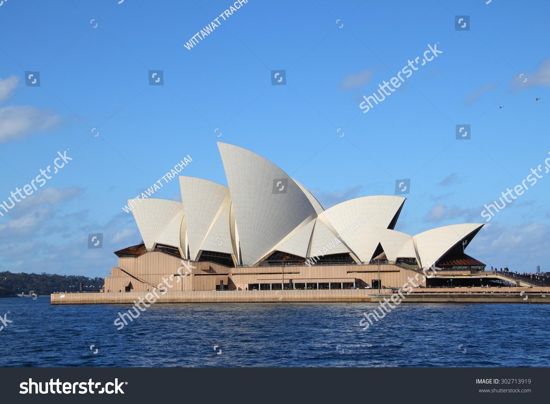Sydney Australia July 3 Side View Stock Photo 302713919