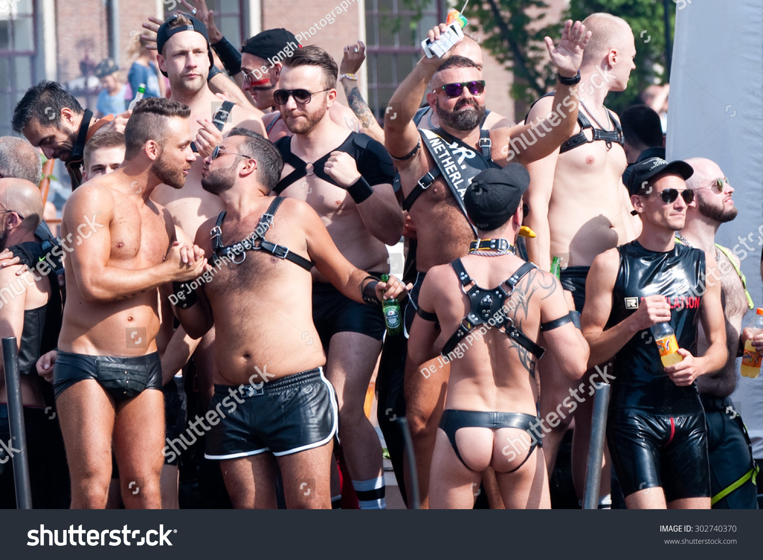 amsterdam gay masters leather