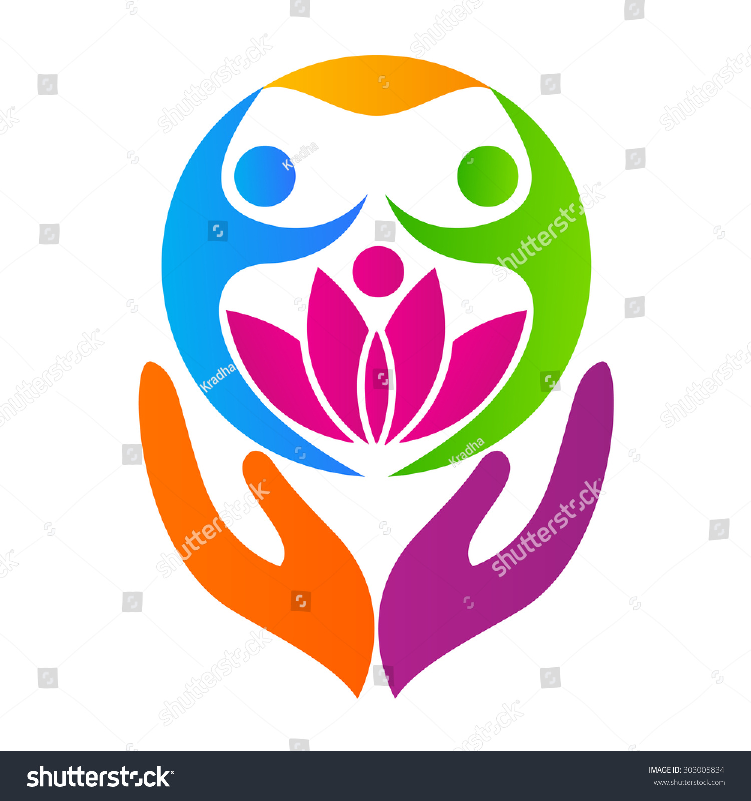 Purpose people care design used trust stock vector 303005834 the purpose of the people care design used for trust and orphanage biocorpaavc Choice Image