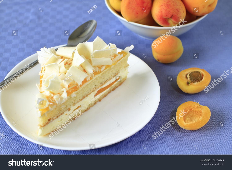 Yogurt Mousse With Apricot Sauce Recipe — Dishmaps