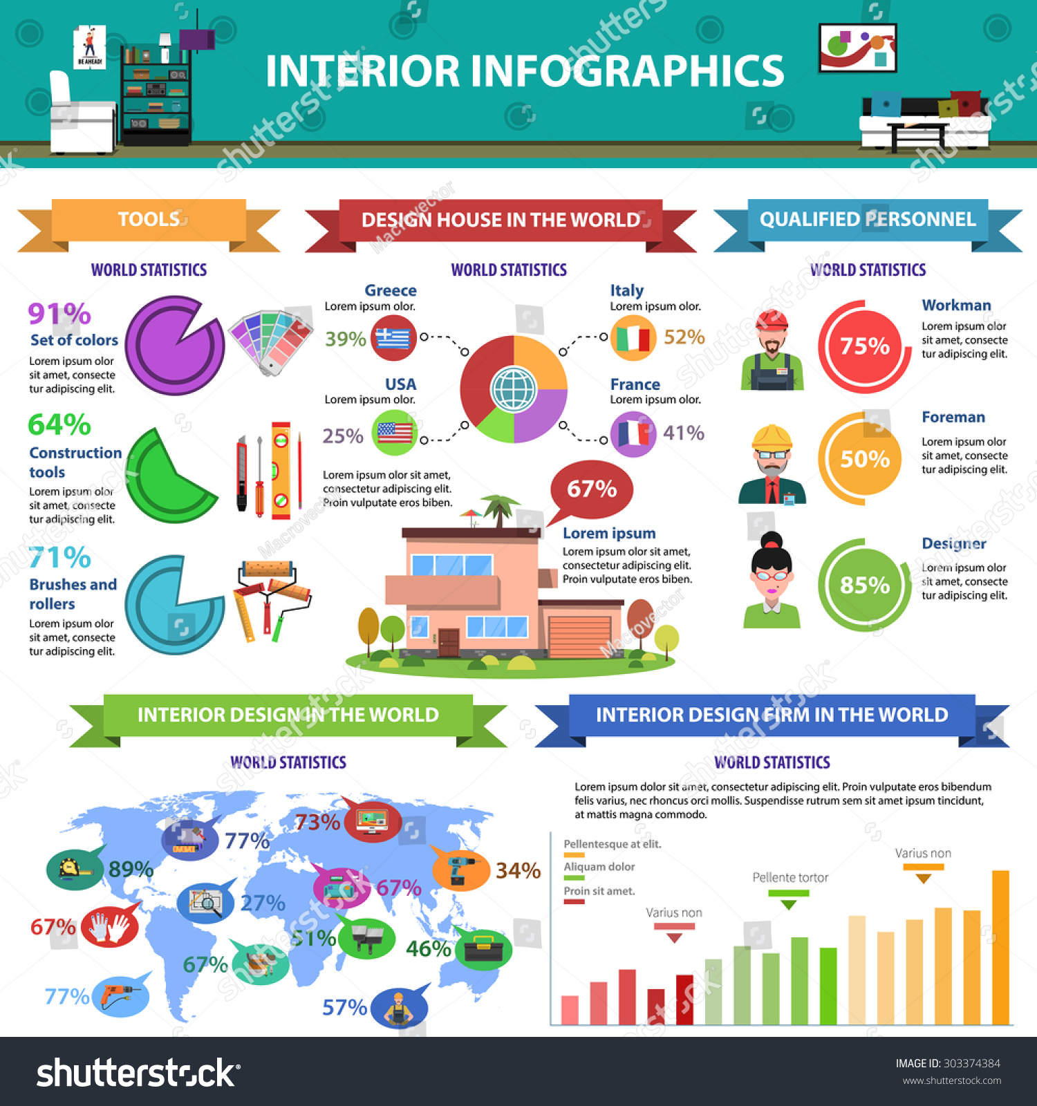 Tools for building infographics free programs utilities for 10 interesting facts about interior design