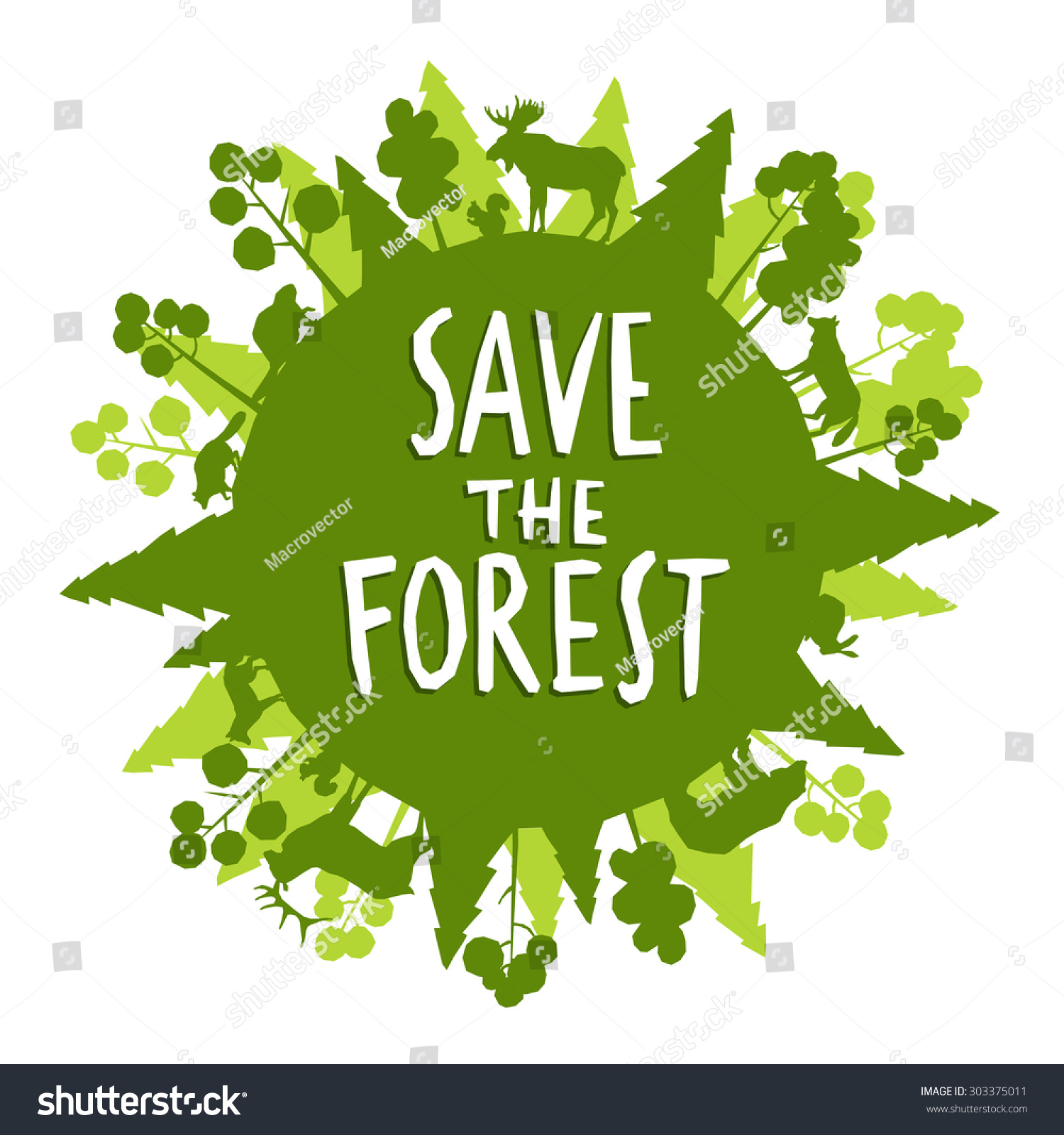 save forest and wildlife essay