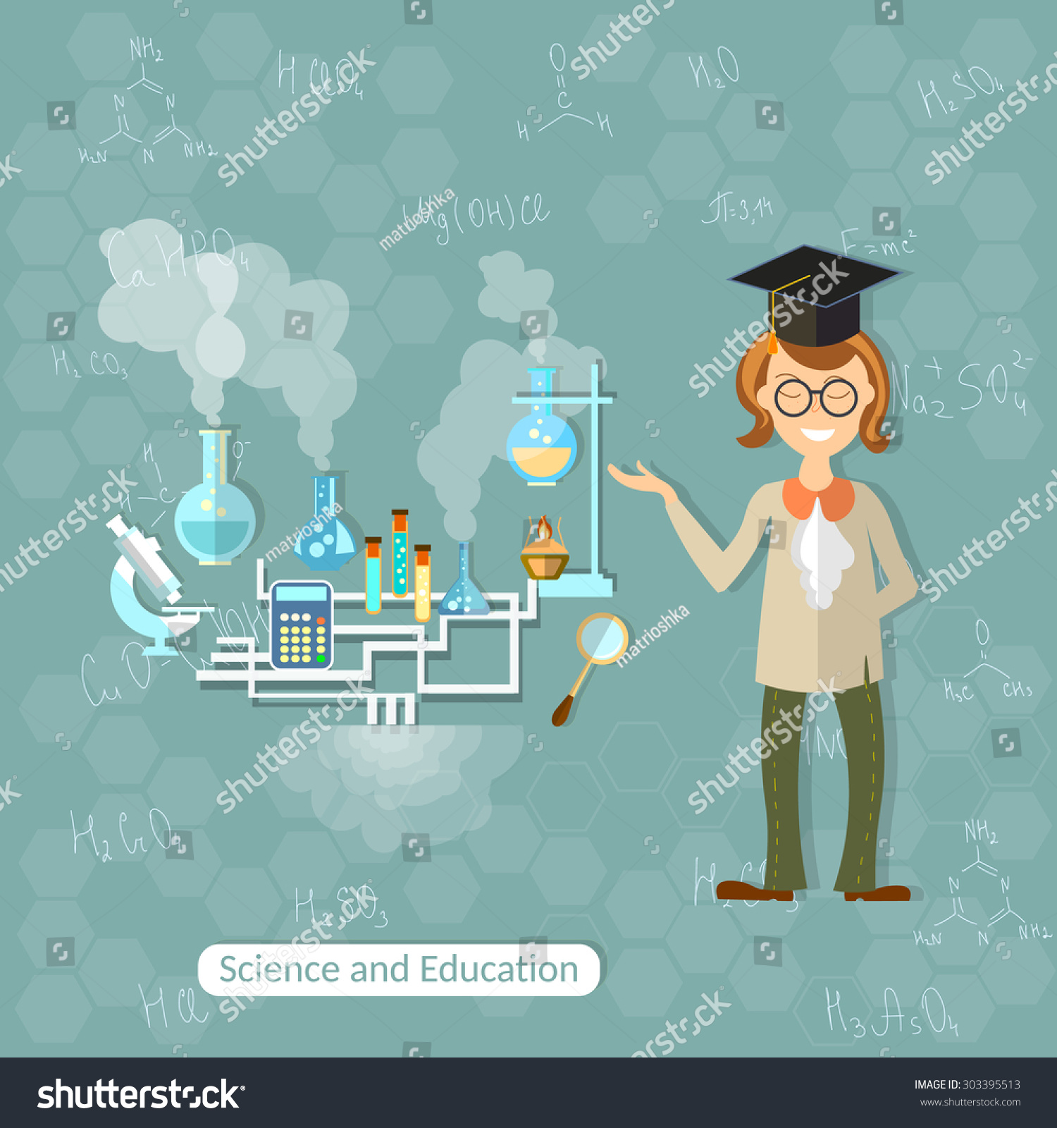 science education professor teacher research chemistry stock  science and education professor teacher research chemistry experiment laboratory students back to school college university physics