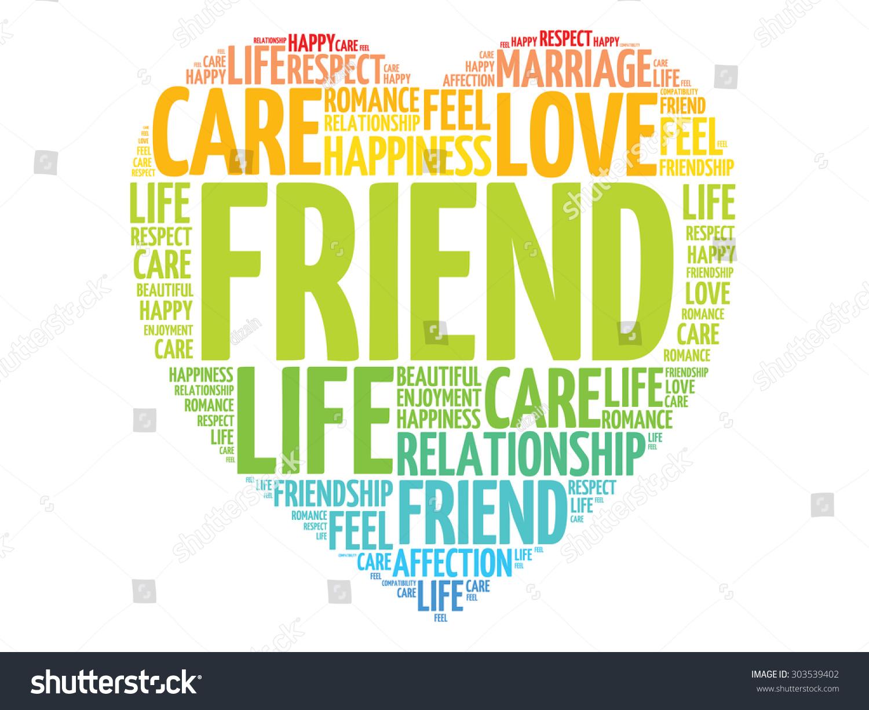 word friendship