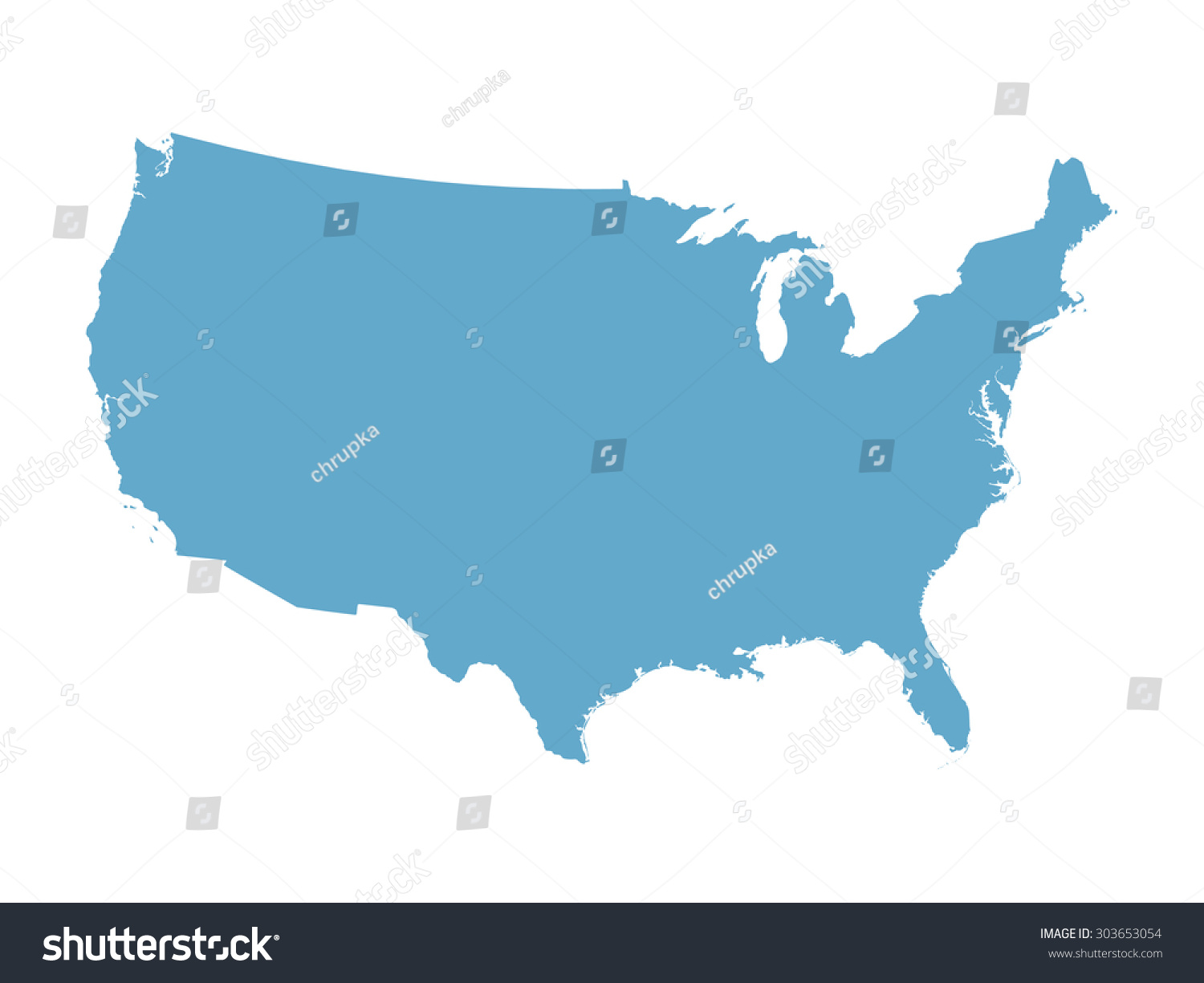 United States Regions Outline Maps Diagram Free Printable Images - Us map southeast