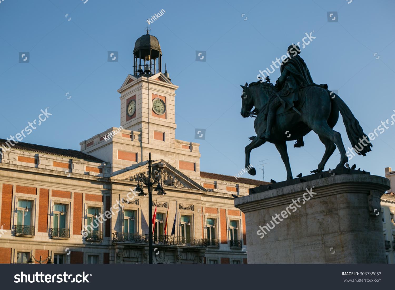 Philip iii casa real de correos metropolitan for Casa de correos madrid