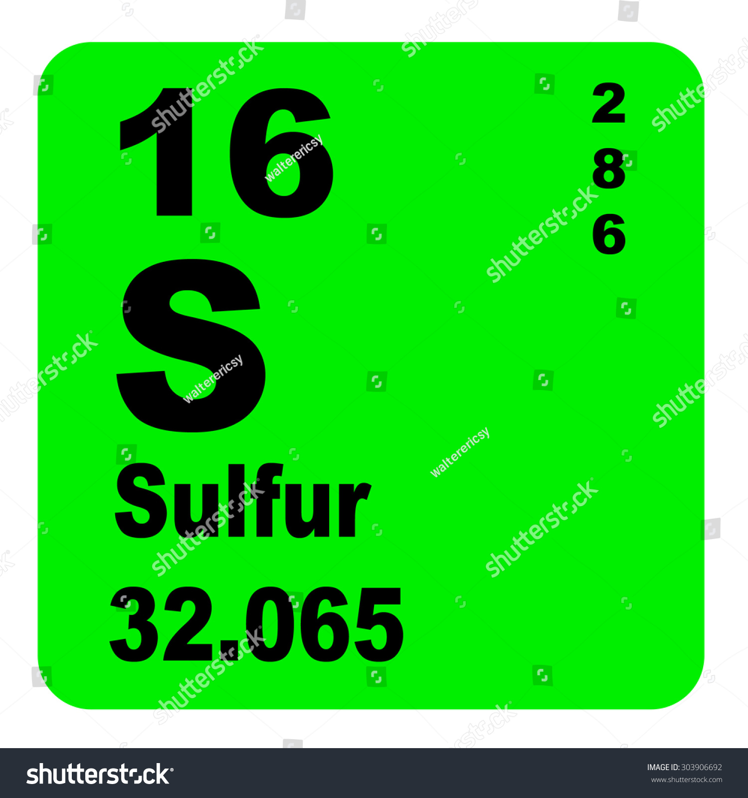 Sulfur periodic table elements stock illustration 303906692 sulfur periodic table of elements gamestrikefo Gallery