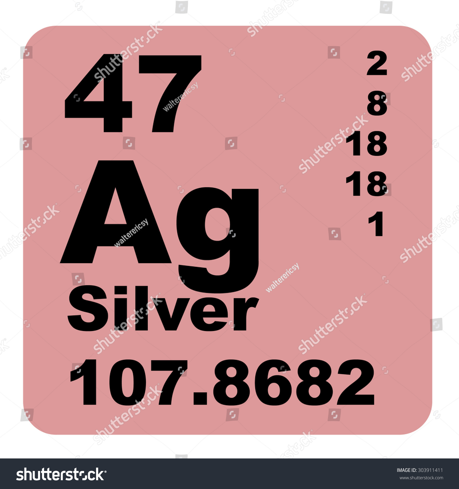 Periodic table of elements silver images periodic table images where is silver on the periodic table choice image periodic silver periodic table elements stock illustration gamestrikefo Image collections