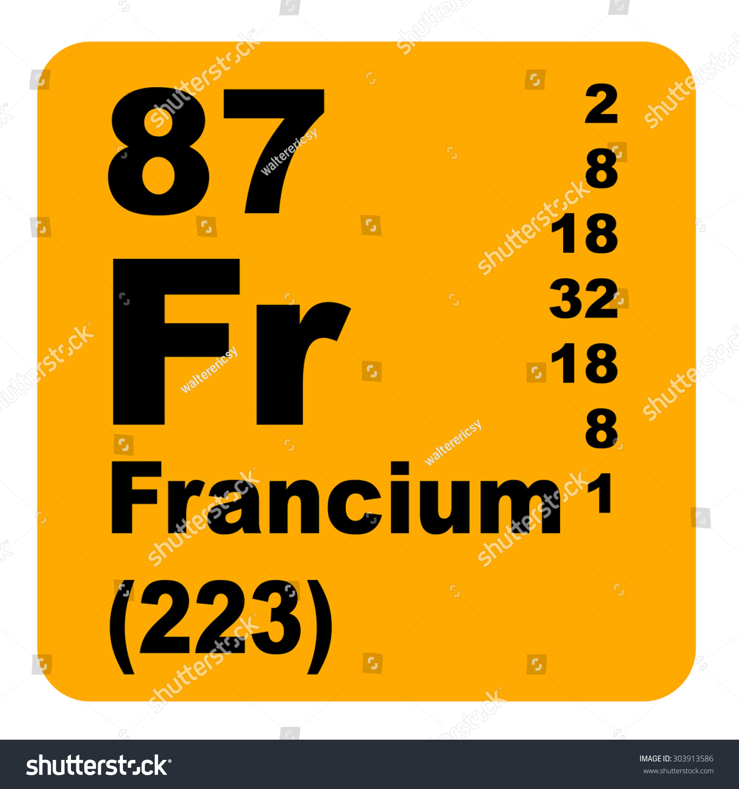 Carbon dioxide periodic table symbol gallery periodic table images francium on periodic table aviongoldcorp francium periodic table elements stock ilration 303913586 gamestrikefo gallery gamestrikefo Choice Image