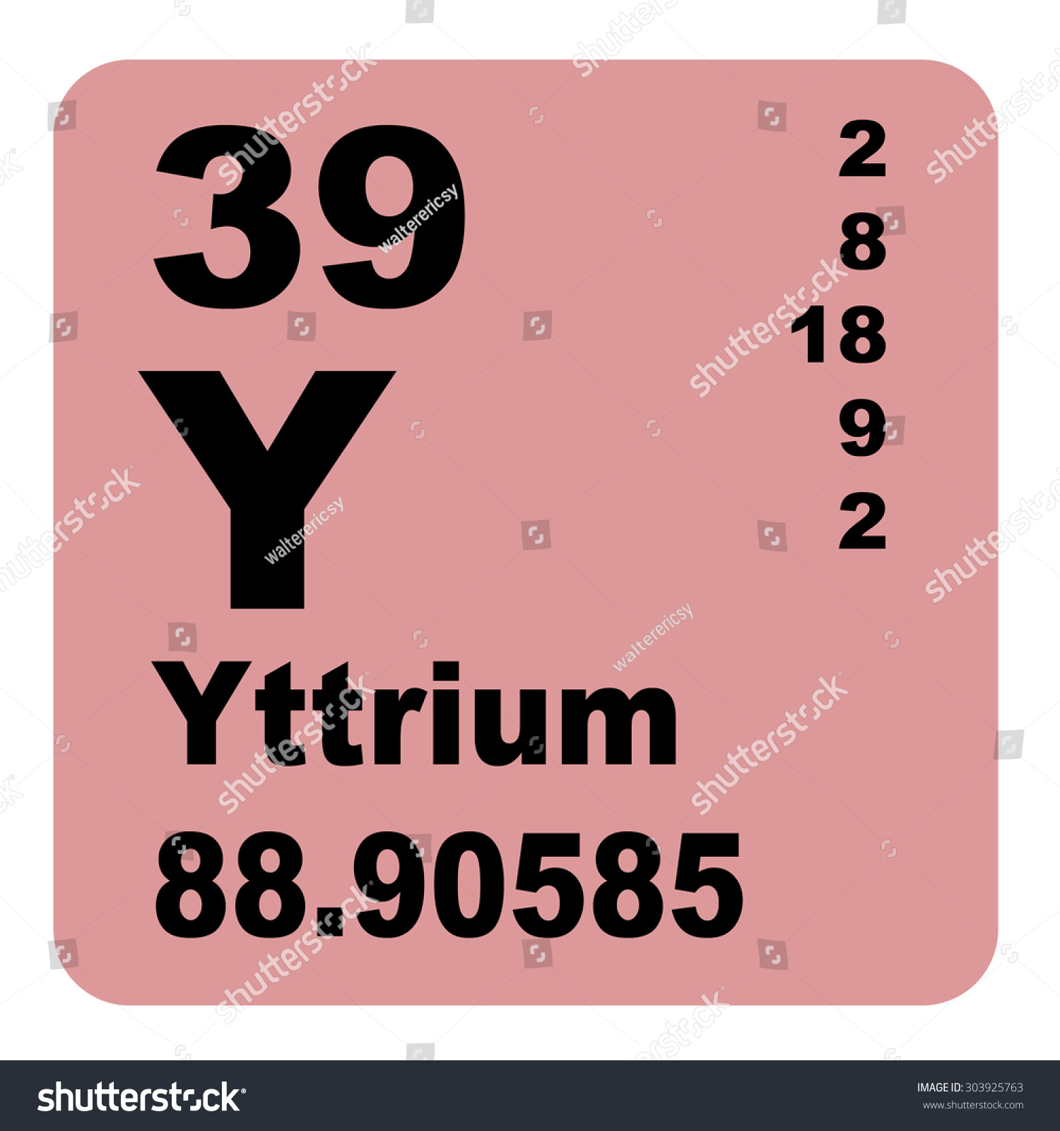 Yttrium periodic table elements stock illustration 303925763 yttrium periodic table elements stock illustration 303925763 shutterstock urtaz Images