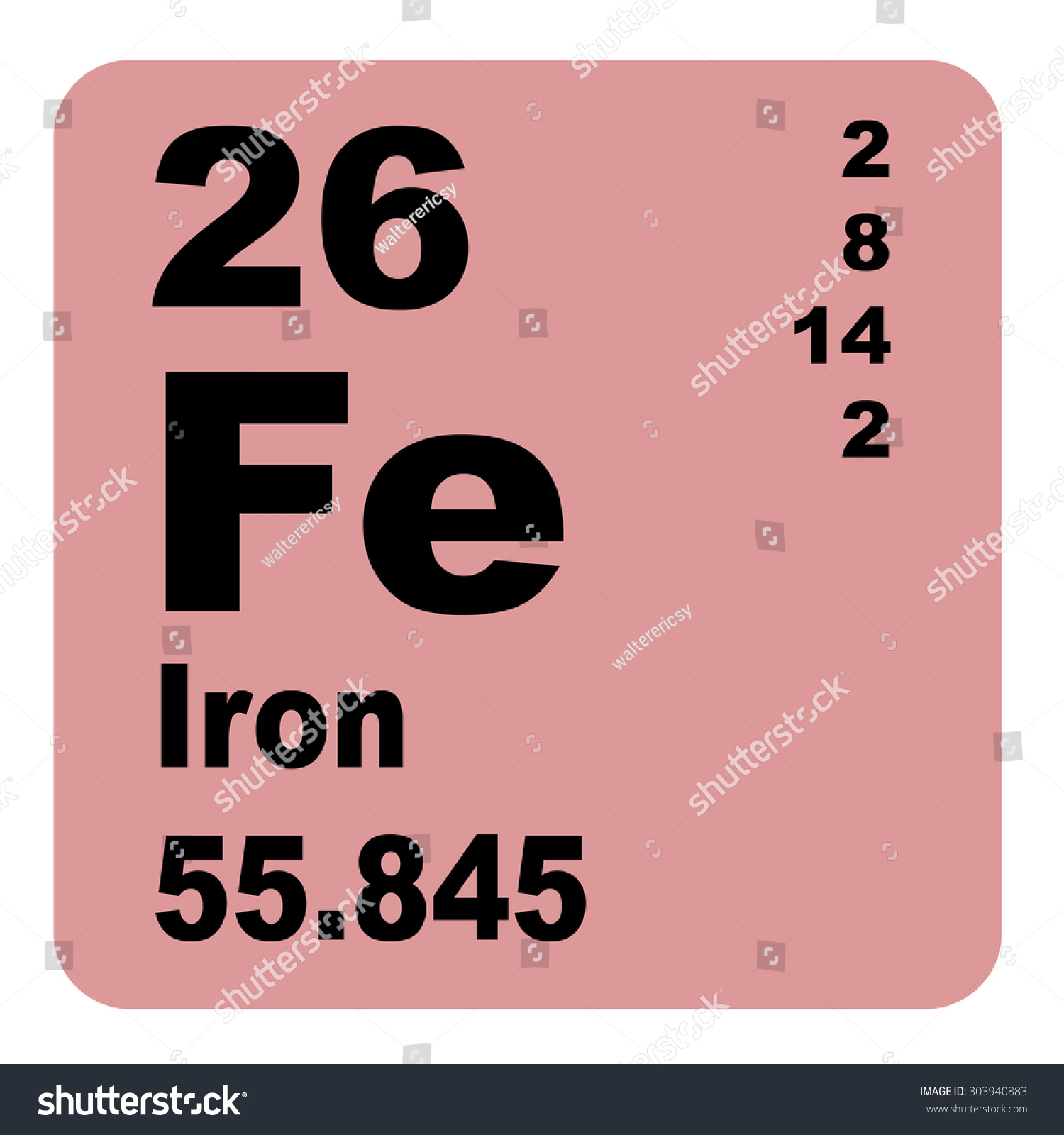 Periodic table for iron gallery periodic table images iron periodic table choice image periodic table images iron periodic table elements stock illustration 303940883 iron gamestrikefo Choice Image