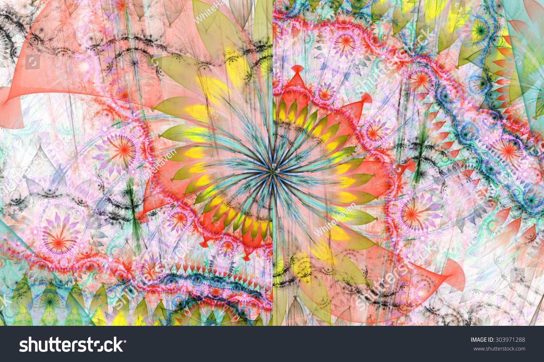 Most Inspiring Wallpaper High Resolution Painting - stock-photo-high-resolution-wallpaper-of-a-psychedelic-abstract-alien-sunflower-deocrated-with-various-flower-303971288  Snapshot_585819.jpg