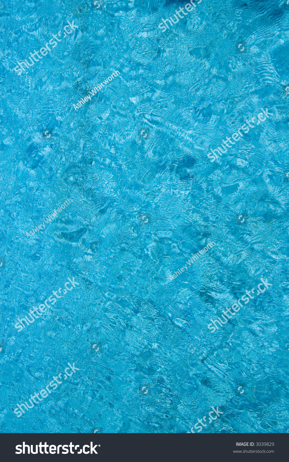 Background of rippled blue swimming pool water stock photo - How to make swimming pool water blue ...