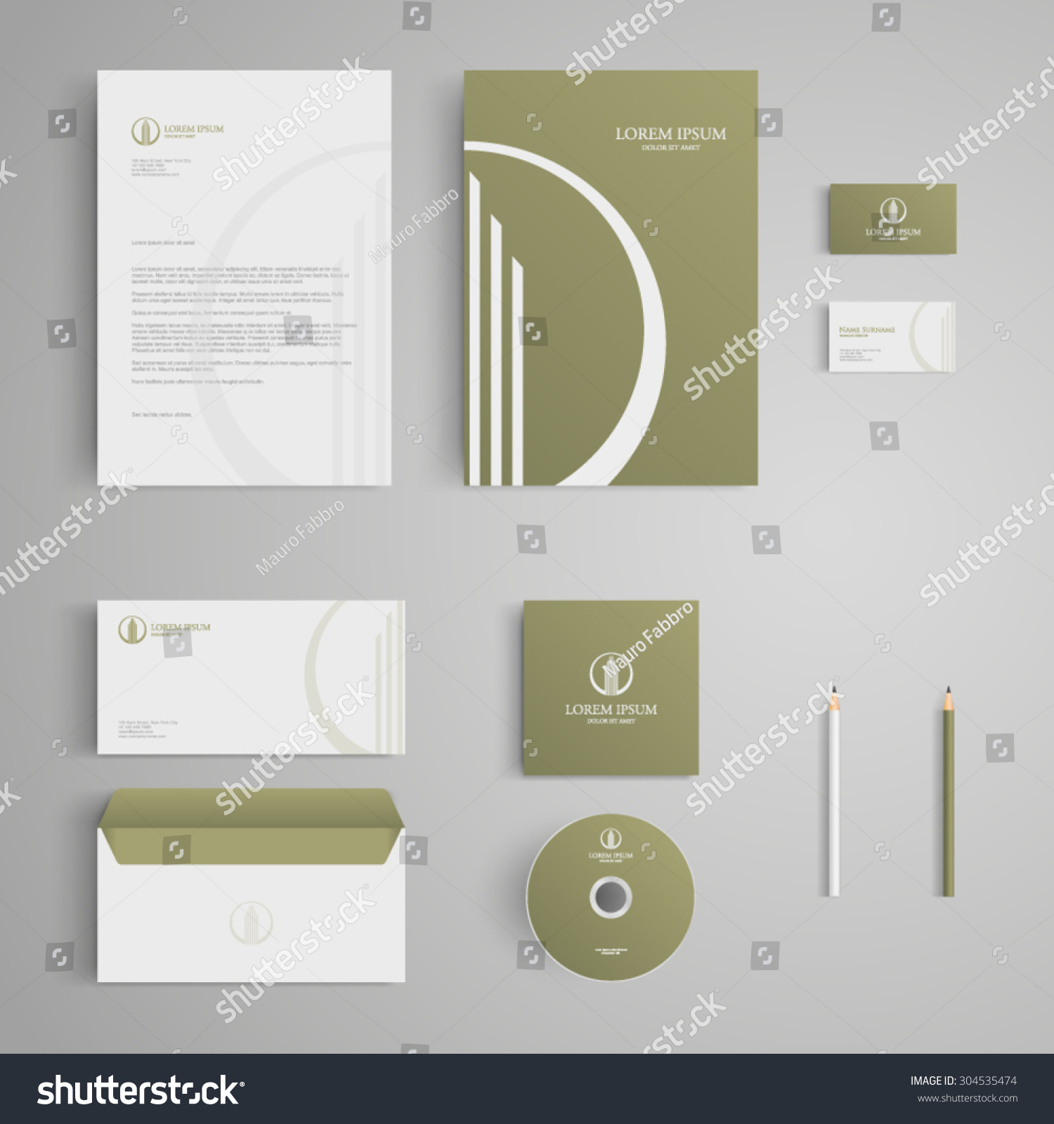 Apartment Leasing Companies: Stationery Template Real Estate Logo Apartment Stock