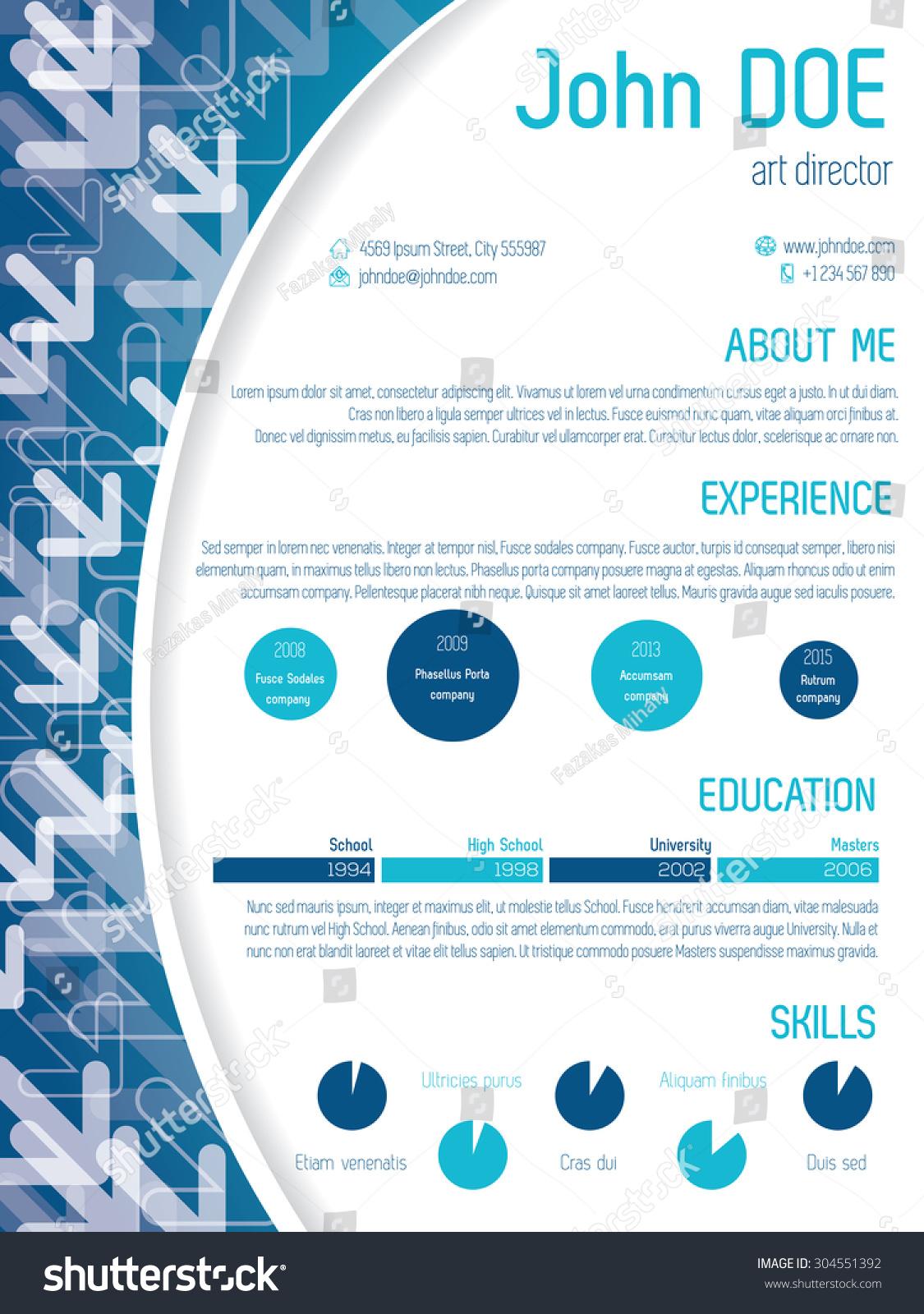 Developer Curriculum Vitae Template