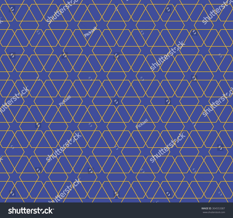 blue hexagonal pattern vector - photo #23
