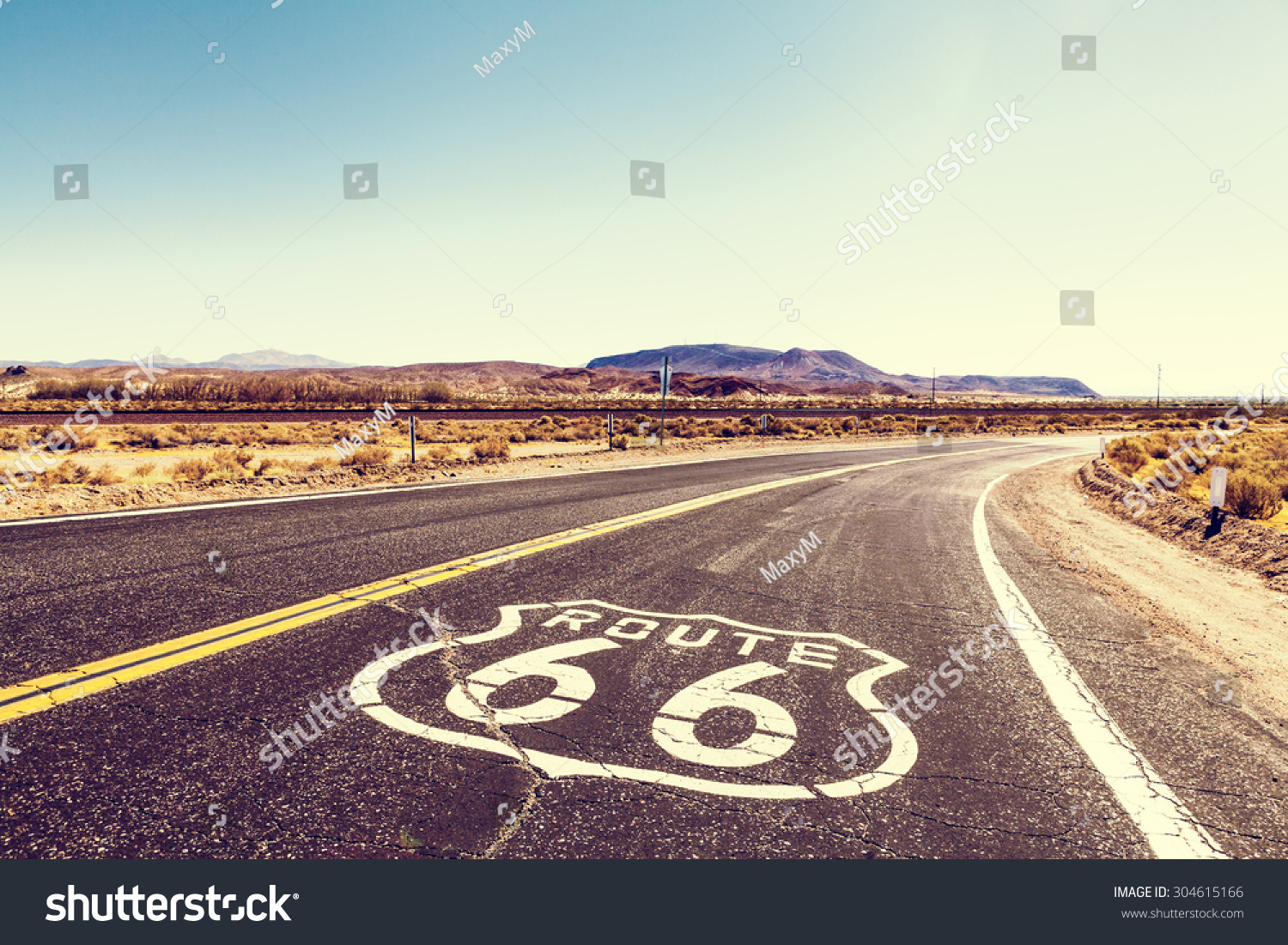 Route 66 #304615166
