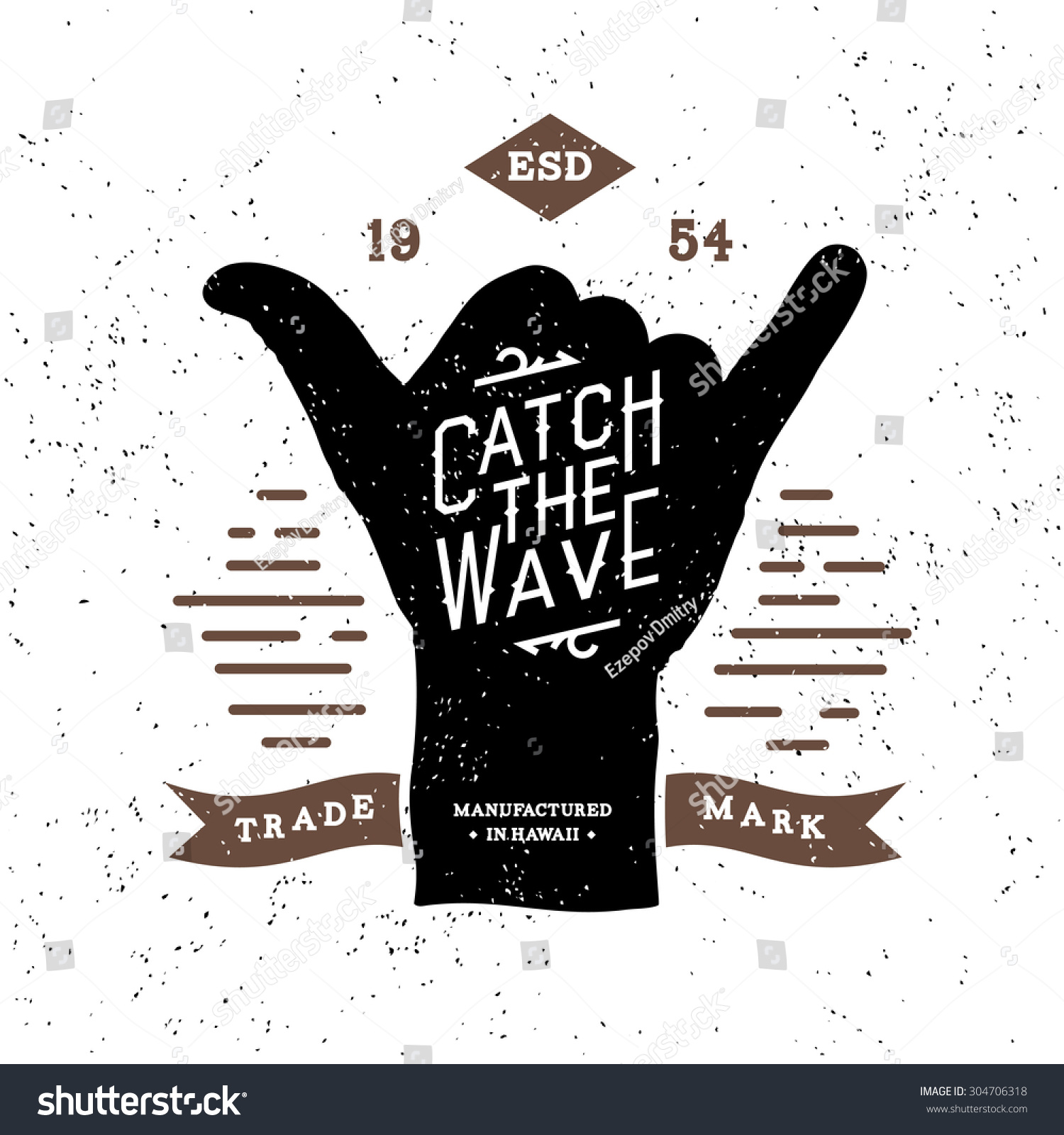Poker flat's catch the wave