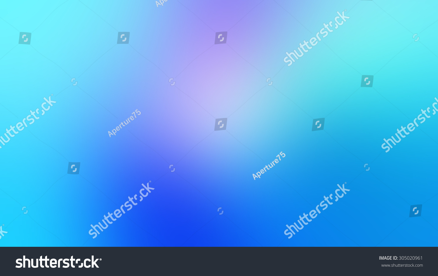 Blue Shade Of A Gradient Background And Wallpaper