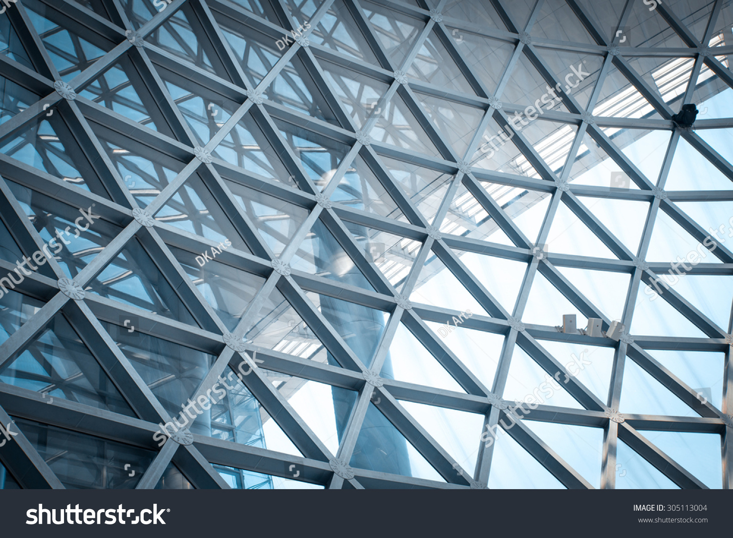 Modern skyscraper business office corporate modern building facade abstract enterprise corporate building