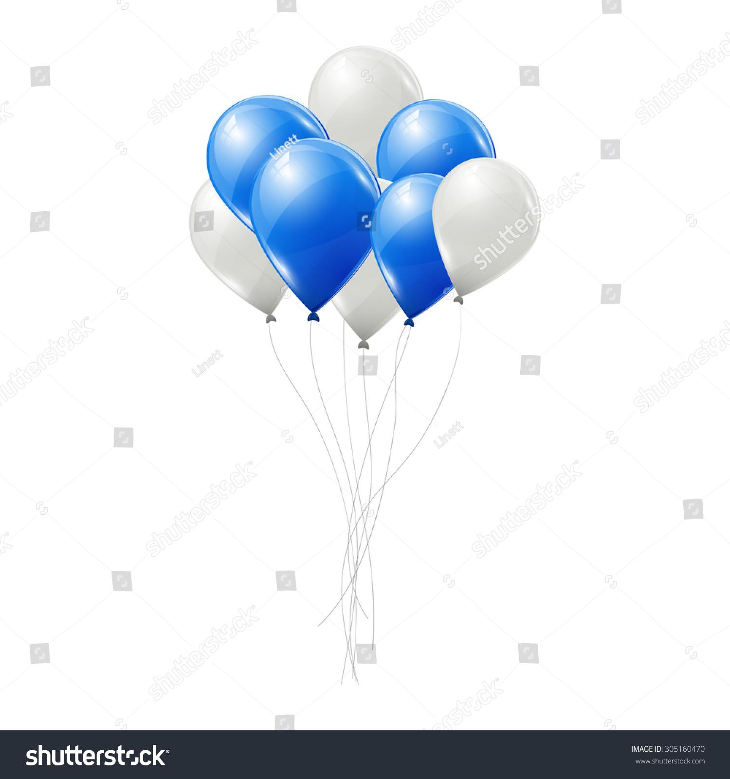 balloons white background - photo #36