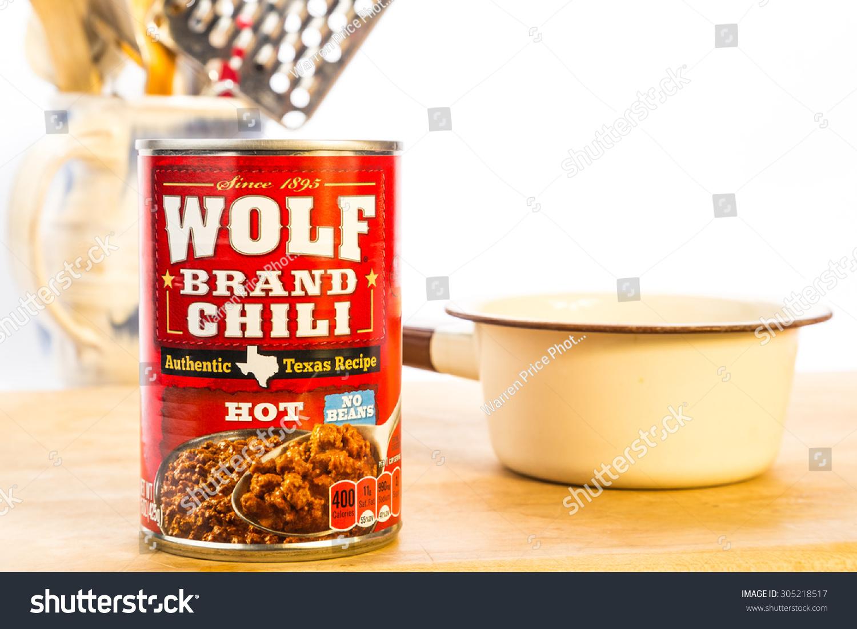 Llano Txaug 11 2015 Wolf Brand Stock Photo Edit Now 305218517