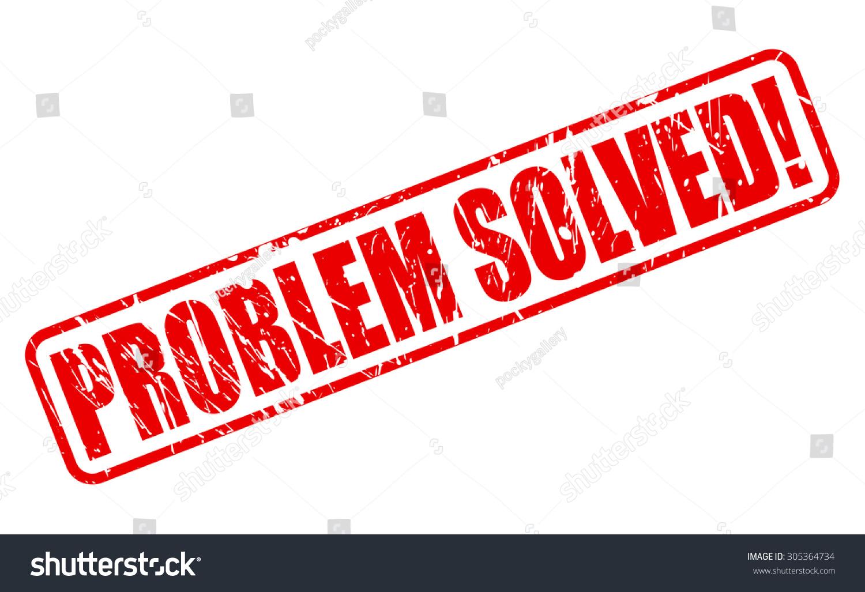 PROBLEM SOLVED CAR BUMPER STICKER FUNNY DRIFT JDM MAN ... |Problem Solved Sign