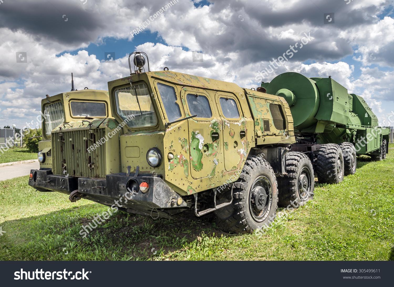 Togliatti Russia  city pictures gallery : TOGLIATTI, RUSSIA JULY 25, 2015: MAZ 534 tanker truck with ZAT S 1 ...