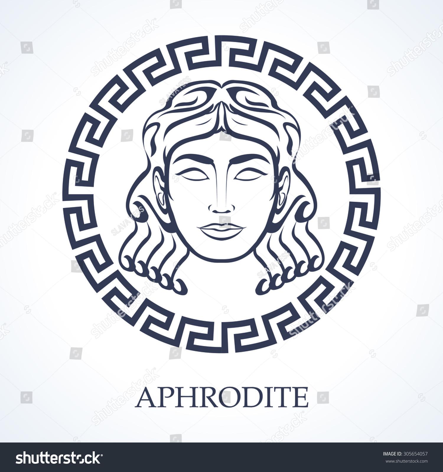 Aphrodite Symbols Greek Mythology 30172 Loadtve