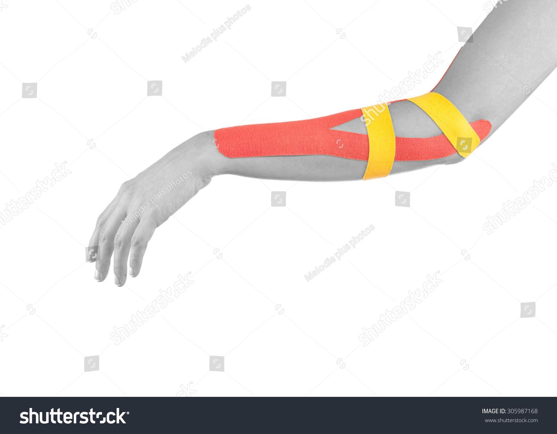 Human Elbow Pain Anatomy Injury Caused Stock Photo 305987168 ...