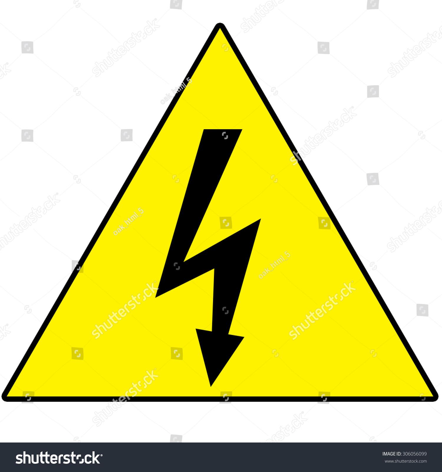 High voltage symbol stock illustration 306056099 shutterstock high voltage symbol buycottarizona