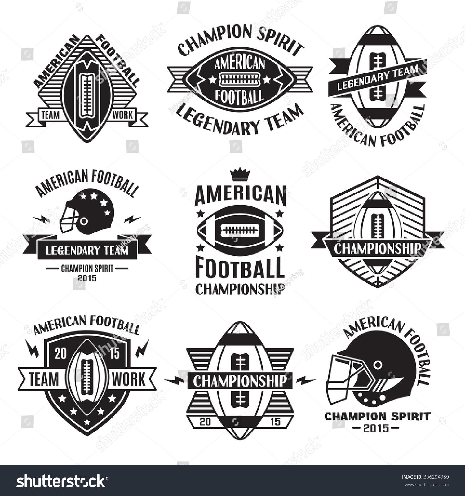 Vintage American Football 91