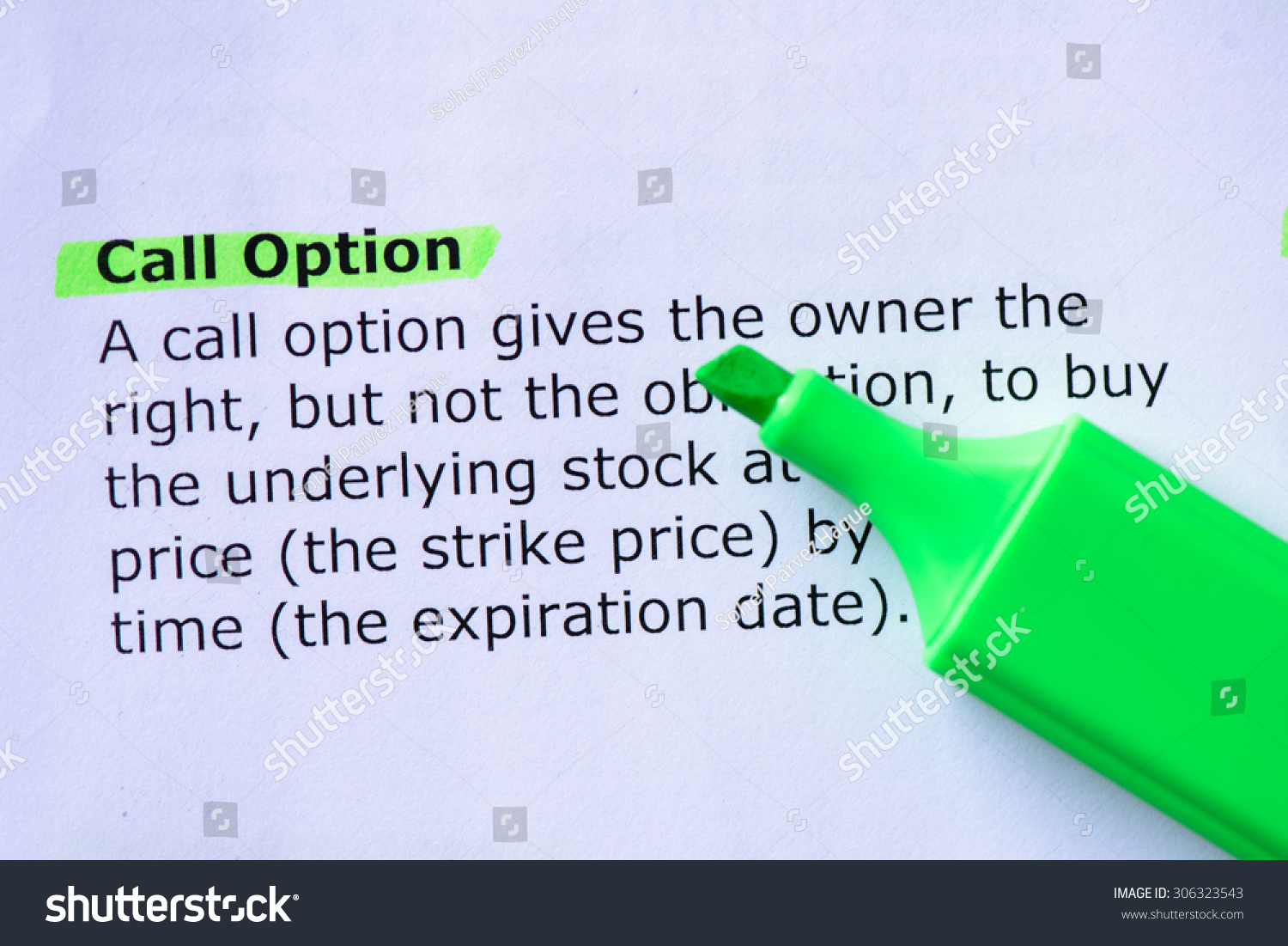 call option and stock Enter a stock or index symbol all exchange option quotes (if multiply listed) list near term at-the-money options & weeklys if available.
