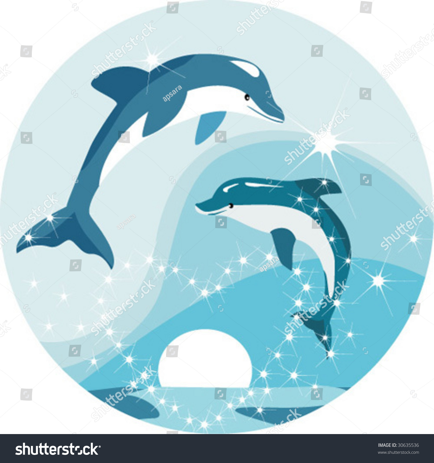 Dolphins Jumping Out Of The Water Making A Heart Download