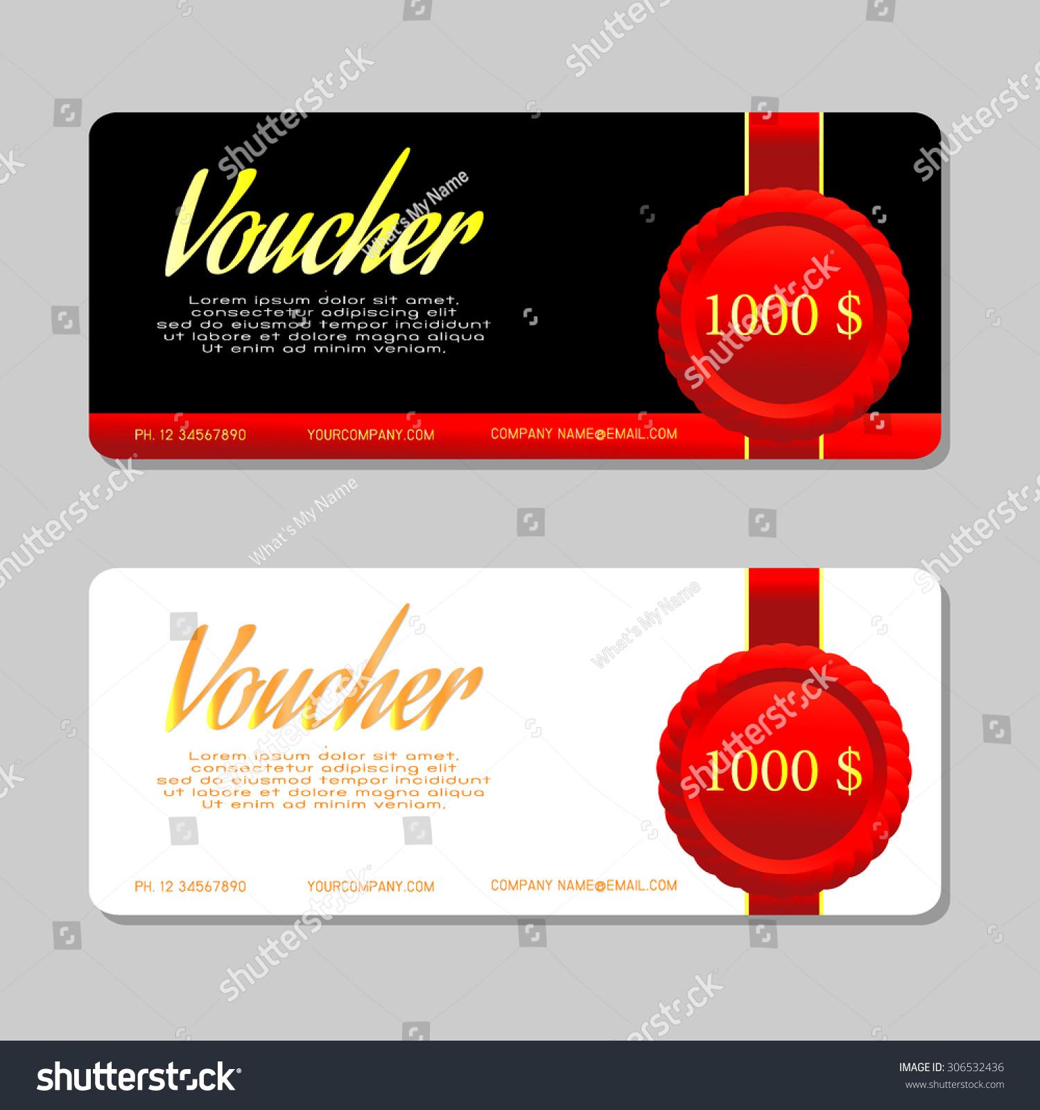 Travel Gift Certificate Template Mandegarfo