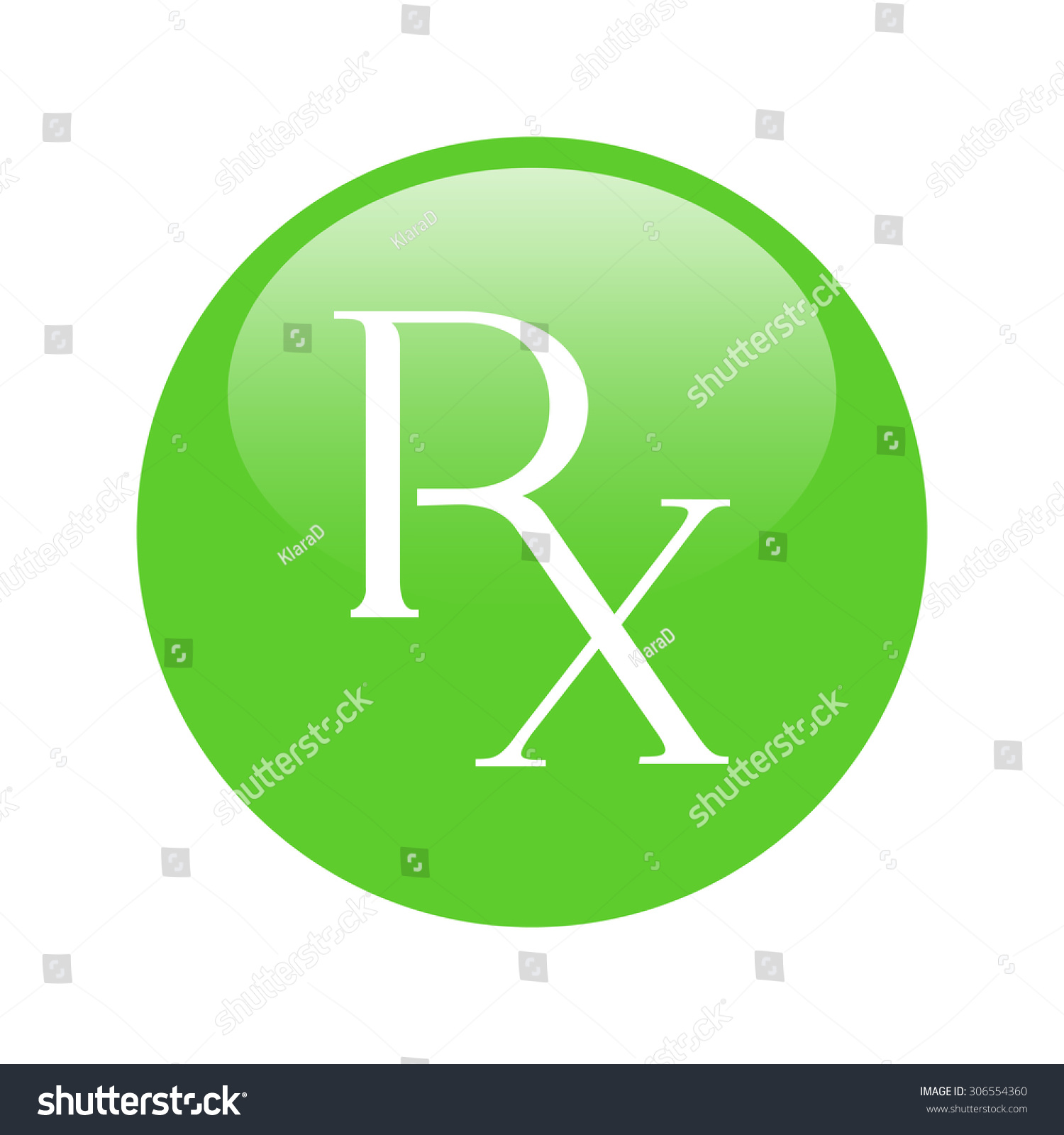 Green Prescription Symbol