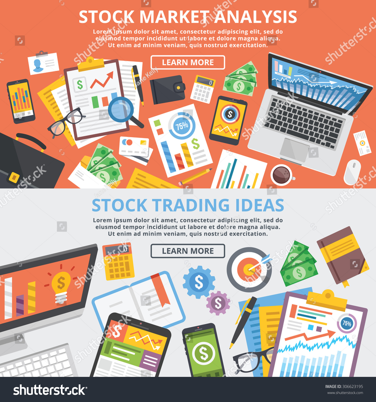 Stock trading system ideas