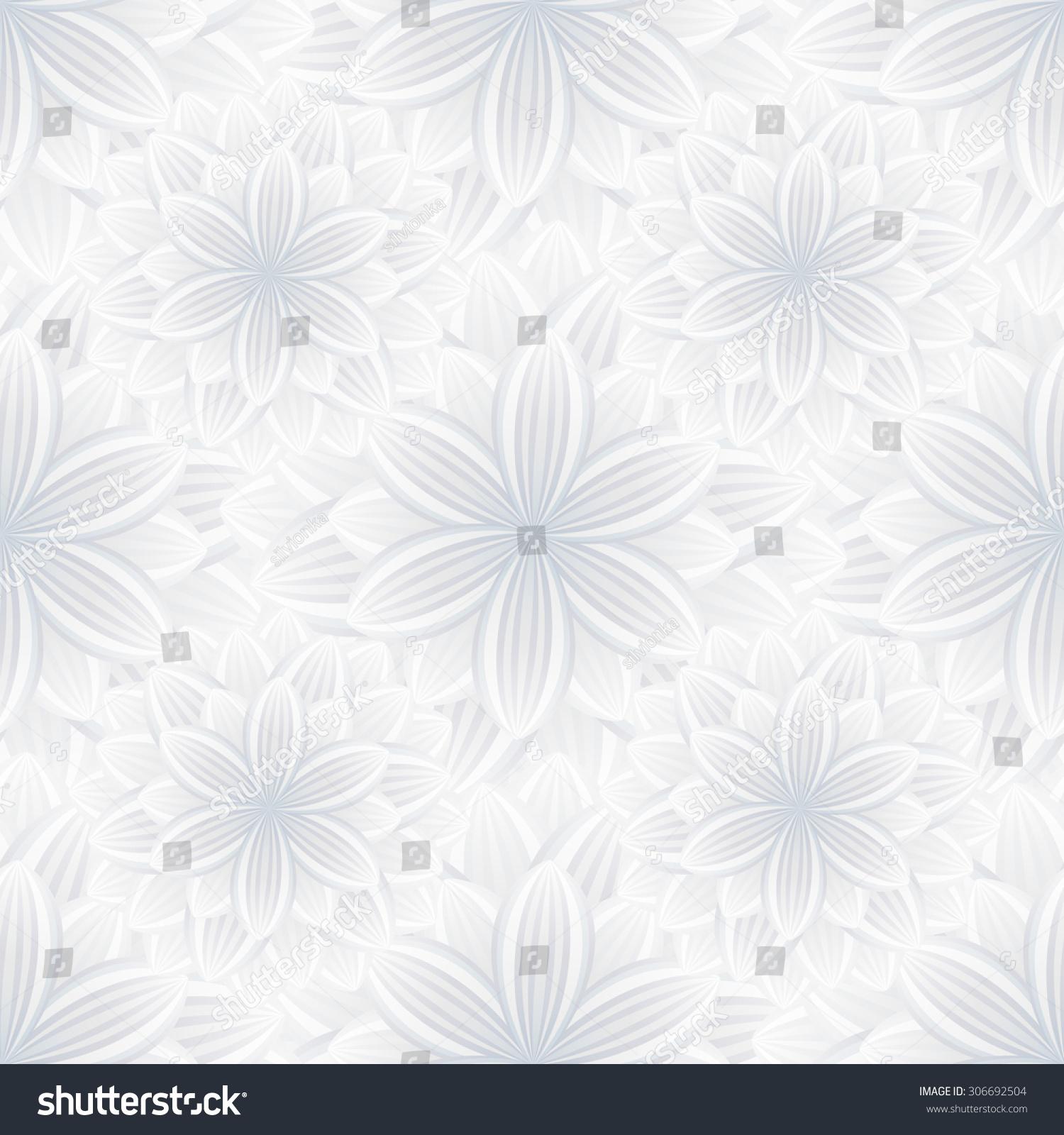 beautiful trendy nature background seamless pattern stock  - beautiful trendy nature background seamless pattern with grey  whitesummer flower chrysanthemum floral modern