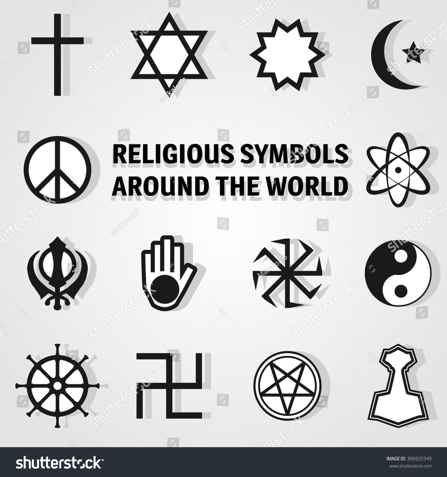 All Religious Symbols Choice Image Meaning Of This Symbol
