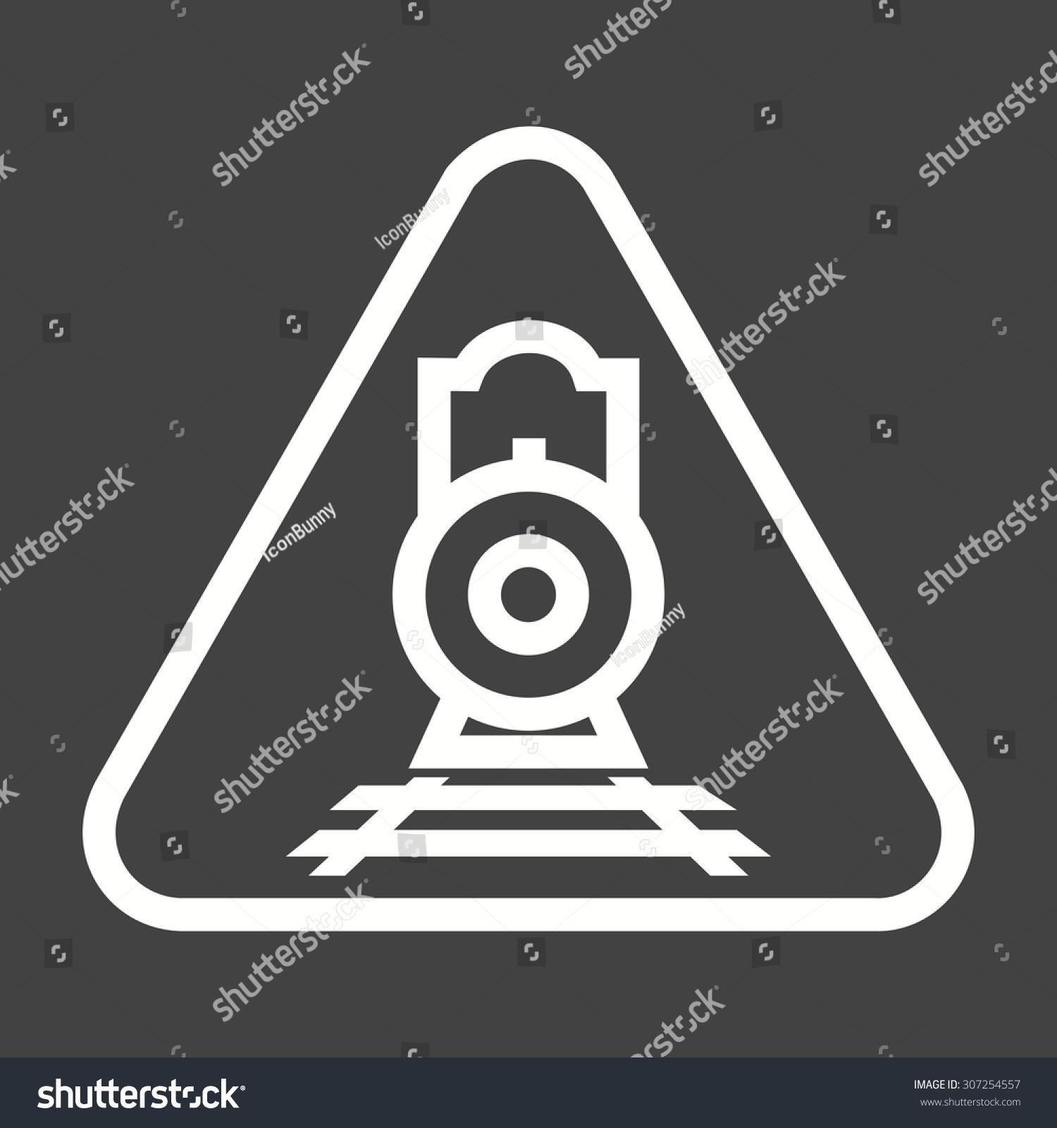 Railway Sign Crossing Icon Vector Image Stock Vector. Radioactive Signs Of Stroke. Vitamin A Deficiency Signs. Learning Signs Of Stroke. Complications Signs. Dengan Signs. Mechanic Signs. Coloring Pages Signs. Clean Room Signs Of Stroke