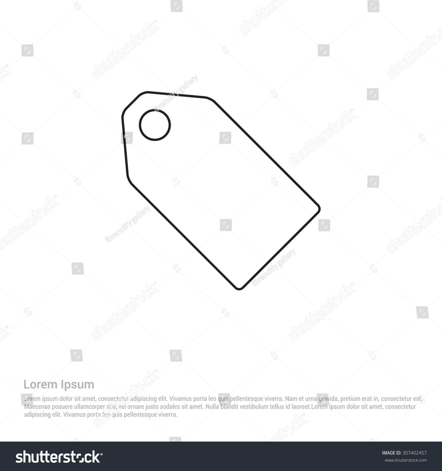 Image Gallery tag outline