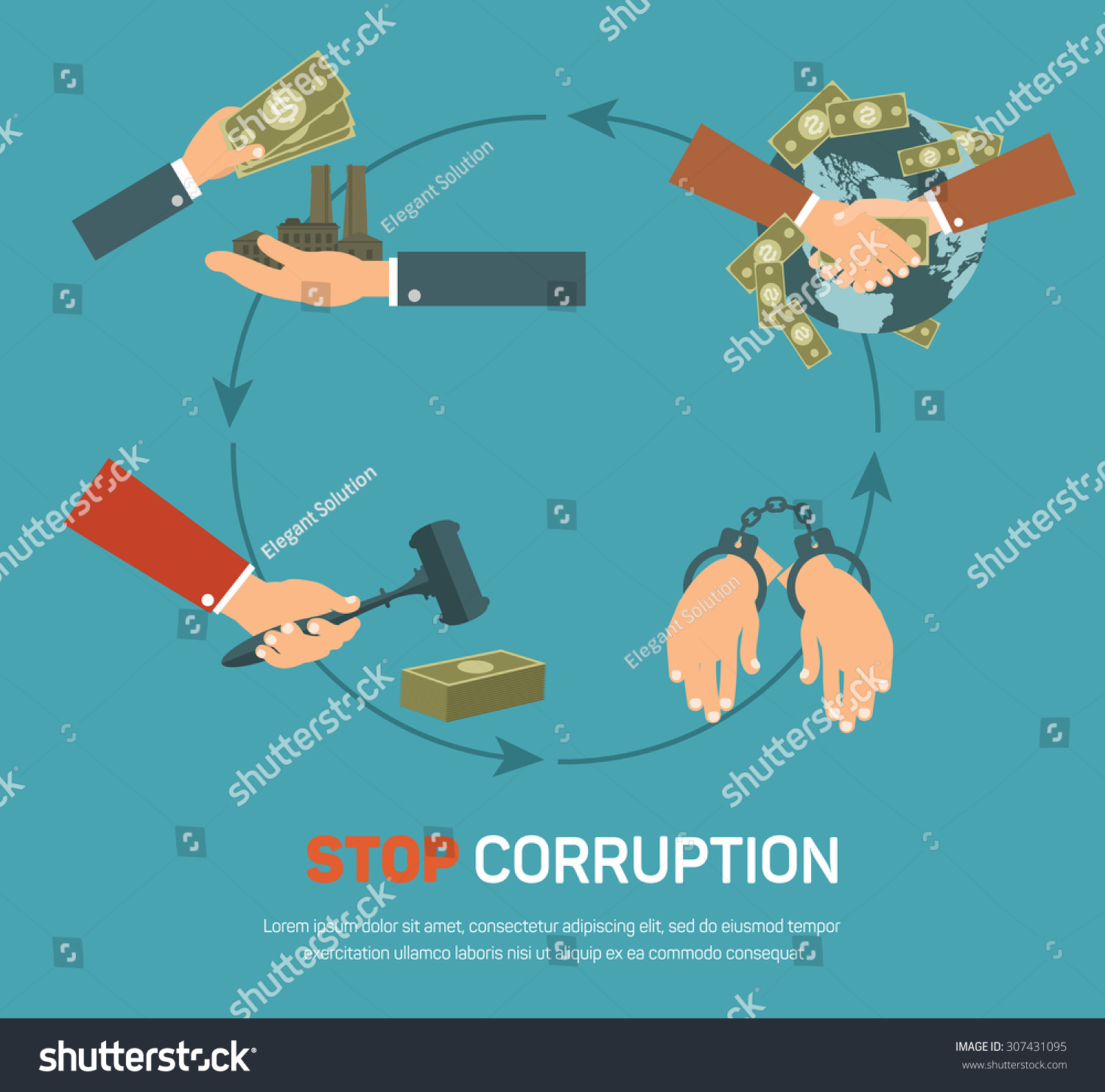 business corruption Federal corruption charges can be compounded with corruption charges from the state in which the corrupt acts took place corruption crimes and charges are closely related to the following: bribery : bribery is the offering of any item of value to a public official for illicit purposes.