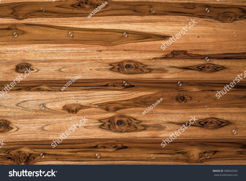 Teak Wood Stocks ~ Teak wood plank texture natural pattern stock photo