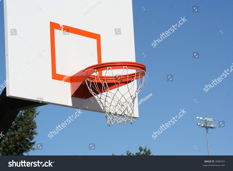 side view basketball hoop stock photo 3086501 shutterstock