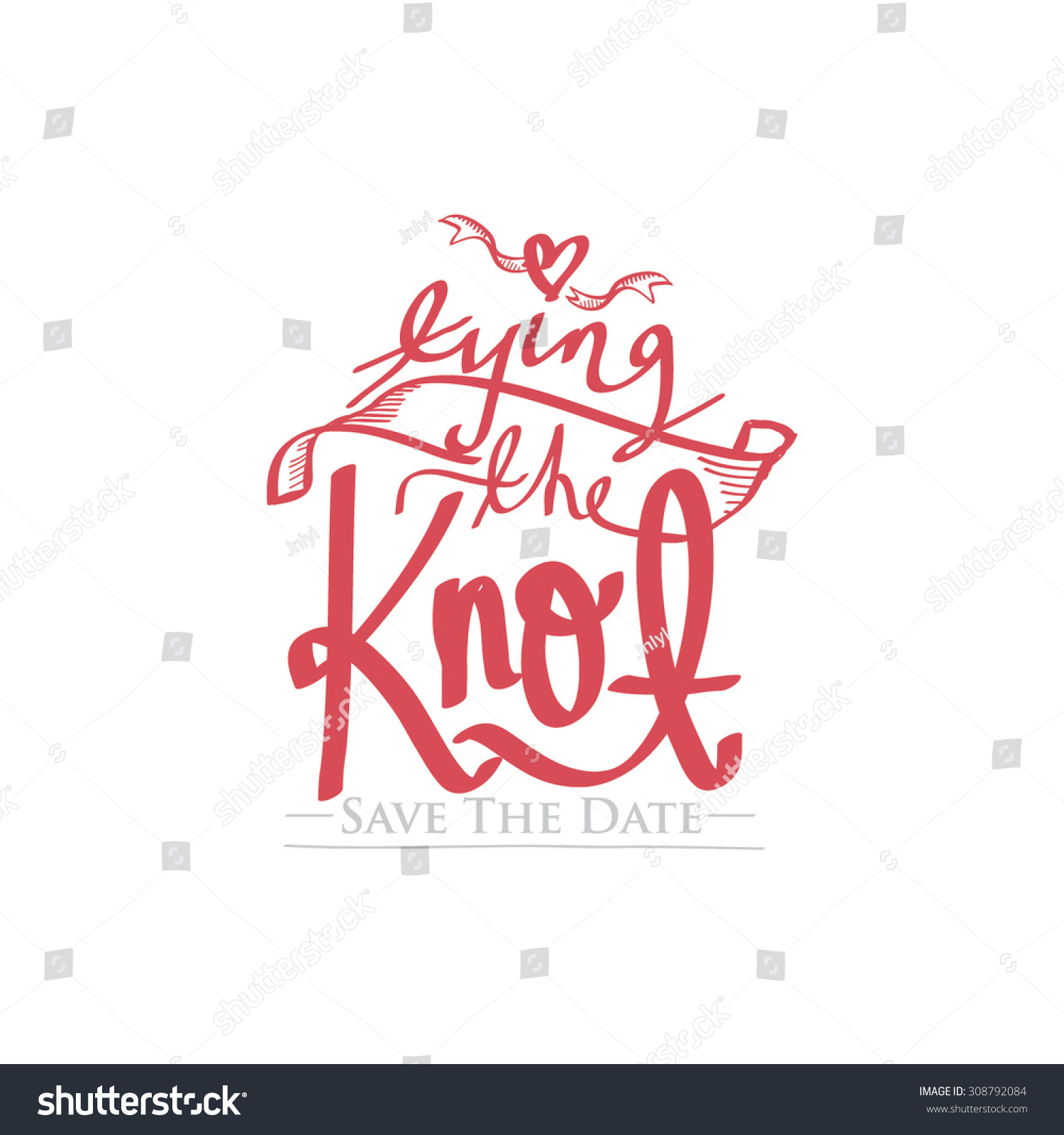 Wedding Invitation Card Designvintage Wedding Theme Stock Vector ...