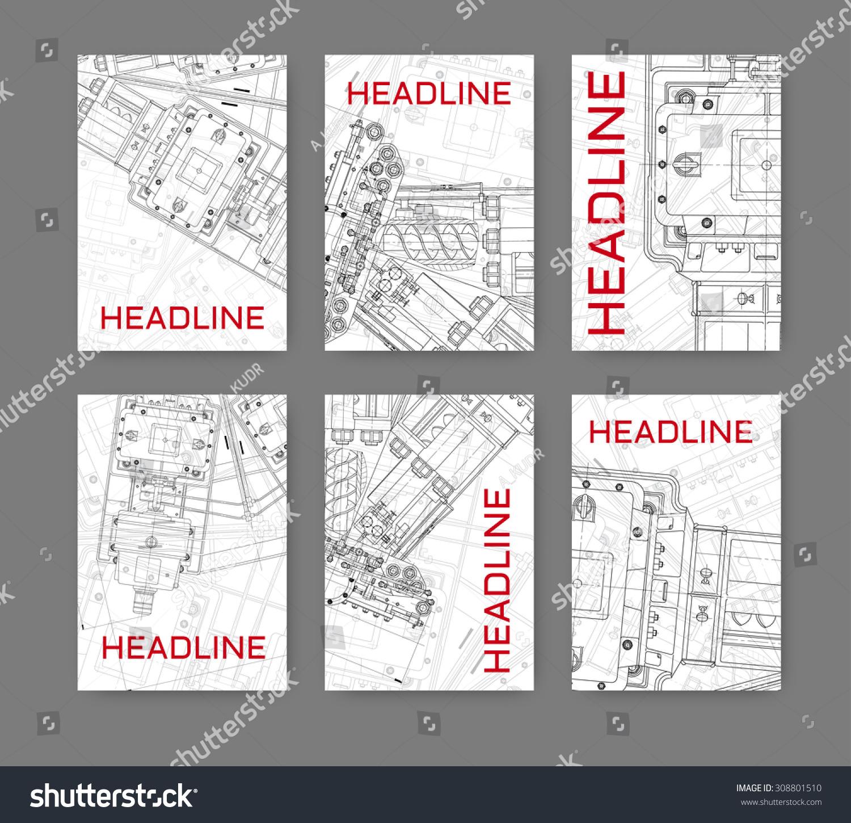 ... Template for Flyer, Banner, Poster, Brochure Design. Engineer