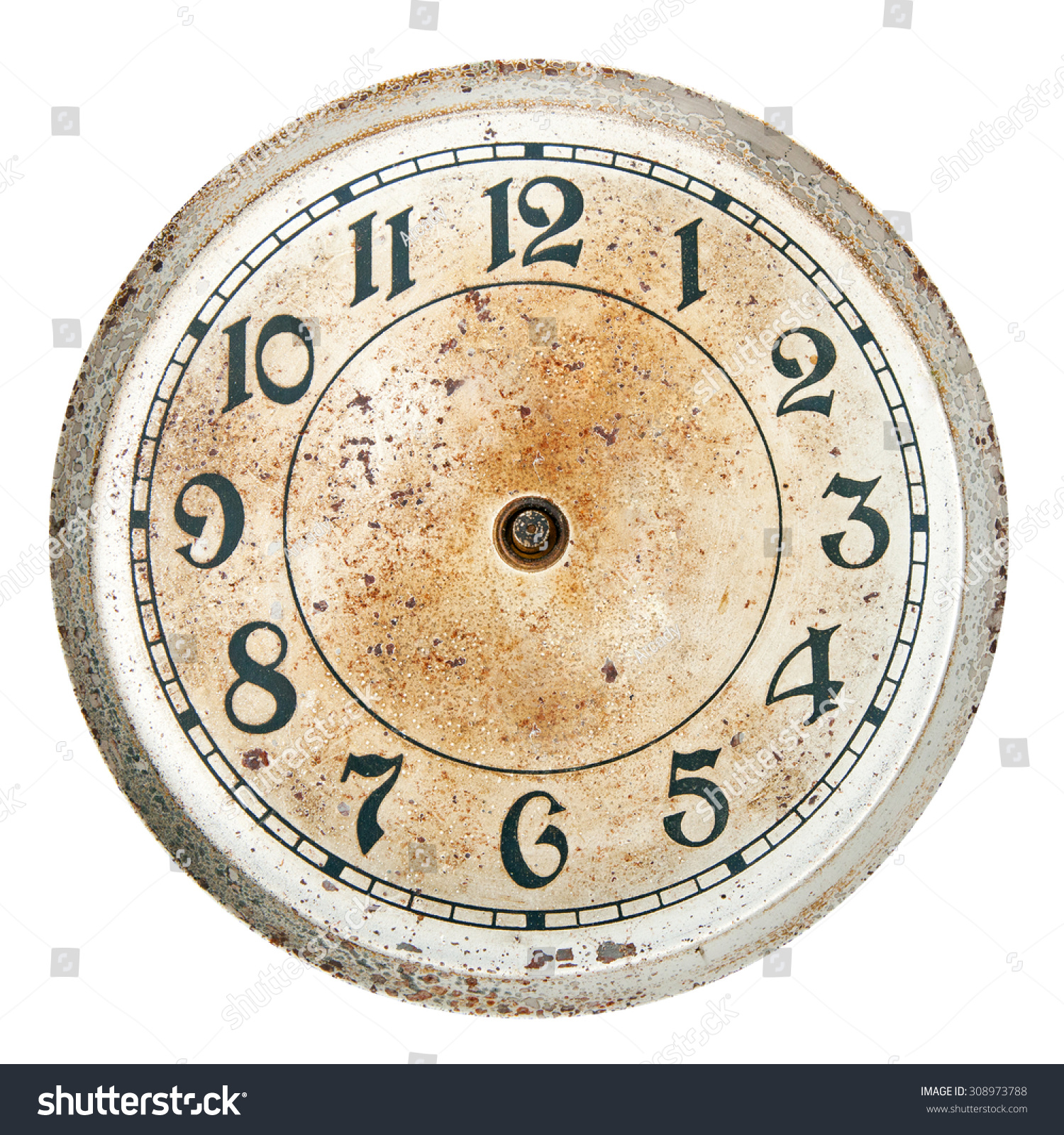 worksheet Clock Blank blank clock dial without hands stock photo 308973788 shutterstock hands