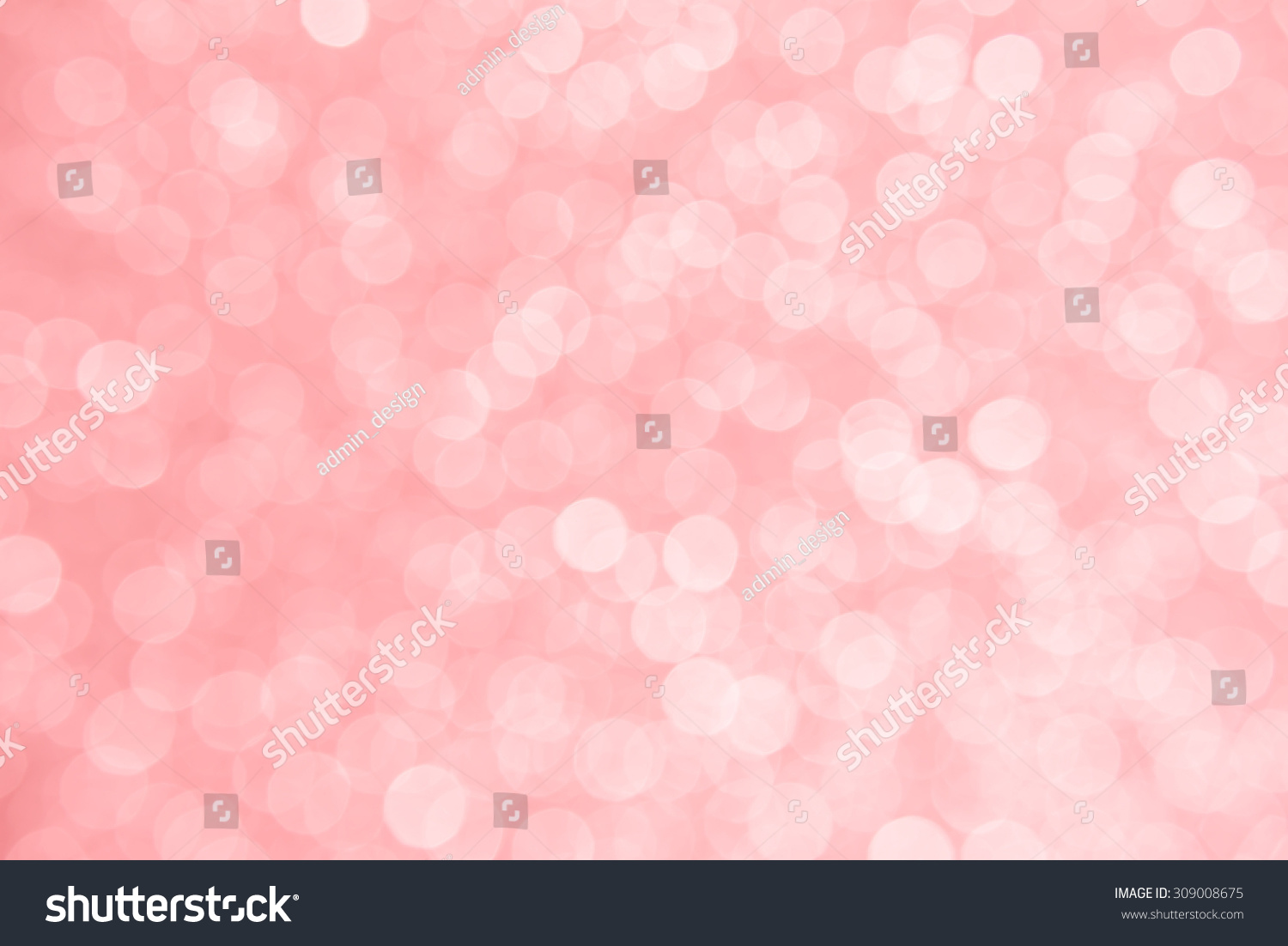 colorful twinkling lights bokeh light background stock