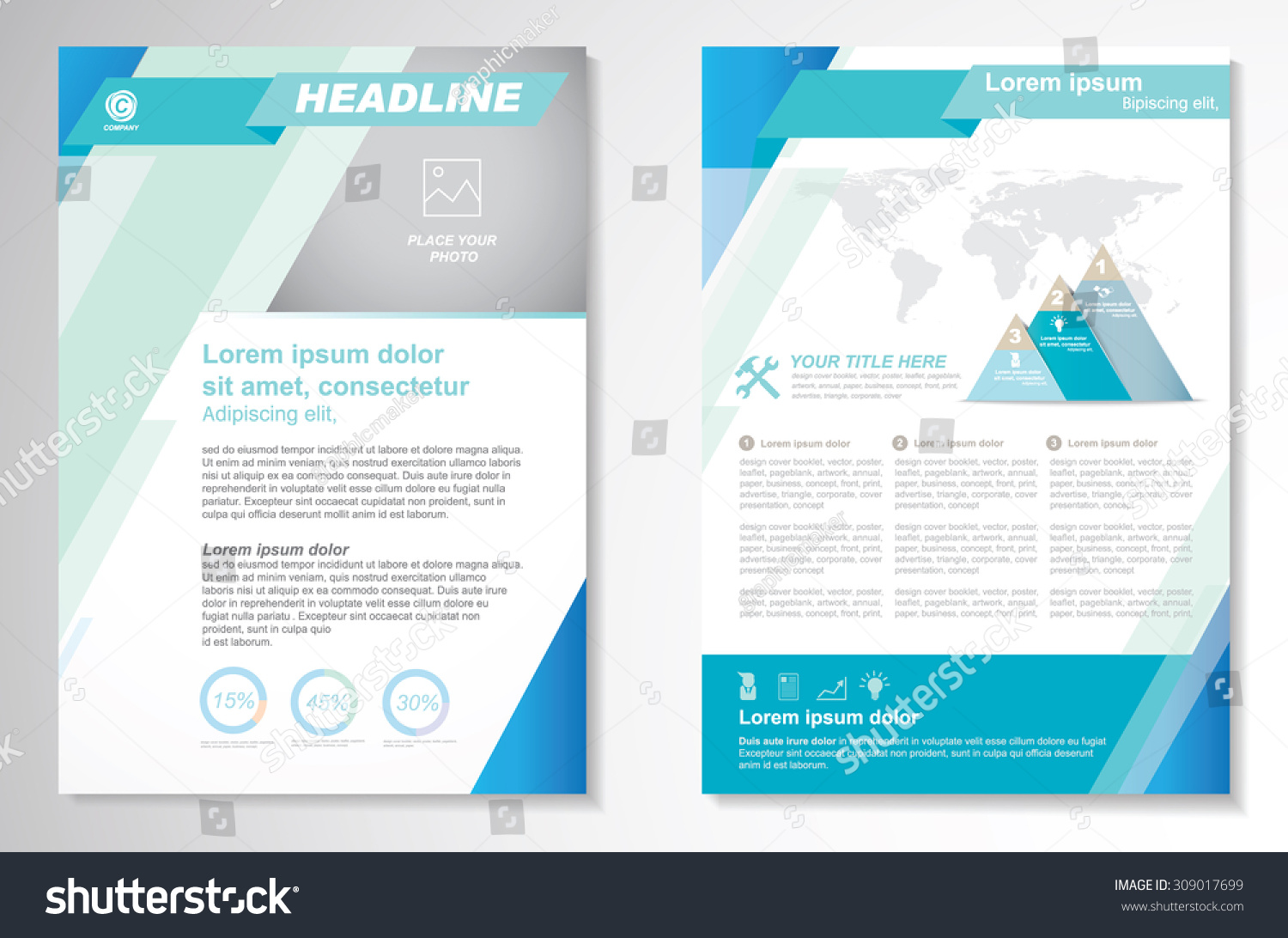 Nice 1 Page Resumes Big 1 Week Calendar Template Shaped 1099 Agreement Template 11 Vuze Search Templates Old 15 Year Old Resume Example White2 Week Notice Templates Vector Brochure Flyer Design Layout Template Stock Vector ..